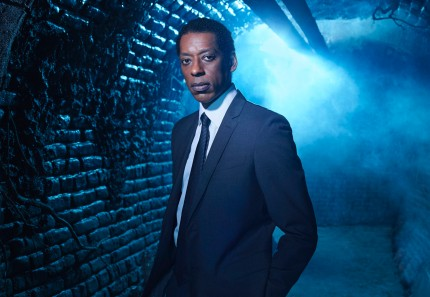 SLEEPY HOLLOW: Orlando Jones as Captain Frank Irving. SLEEPY HOLLOW Season Two premieres Monday, Sept. 22 (9:00-10:00 PM ET/PT) on FOX. ©2014 Fox Broadcasting Co. CR: David Johnson/FOX